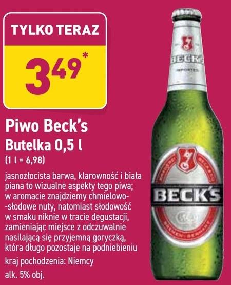 Piwo Beck's