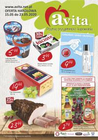 Gazetka promocyjna Avita - Oferta handlowa Avita - ważna do 23-05-2020