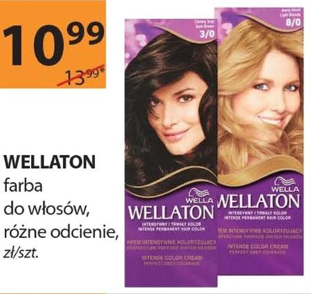 Farba do włosów Wellaton