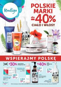 Gazetka promocyjna Kontigo - Polskie marki w promocji w Kontigo! - ważna do 30-05-2020