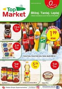 Gazetka promocyjna Top Market - Gazetka promocyjna Top Market - ważna do 27-05-2020