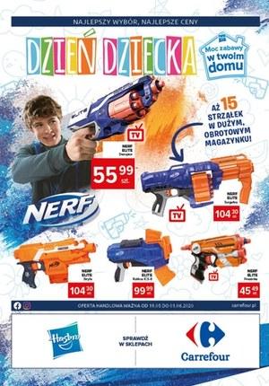 Gazetka promocyjna Carrefour - Świętuj dzień dziecka z Carrefour!