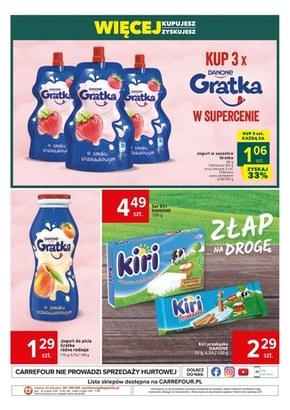 Spróbuj nowości w Carrefour