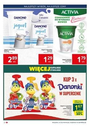 Nowe smaki w Carrefour Market
