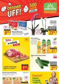 Gazetka promocyjna Stokrotka Market - Promocje w sklepach Stokrotka Market - ważna do 27-05-2020