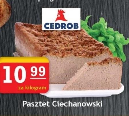 Pasztet Cedrob