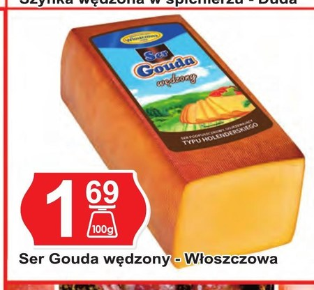 Ser żółty Włoszczowa