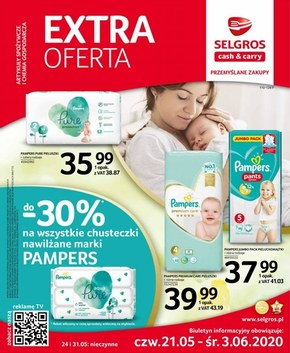 Oferta Selgros Extra