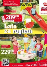 Gazetka promocyjna Selgros Cash&Carry - Oferta przemysłowa Selgros - ważna do 03-06-2020