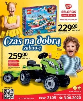 Świętuj dzień dziecka z Selgrosem!