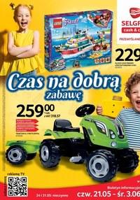 Gazetka promocyjna Selgros Cash&Carry - Świętuj dzień dziecka z Selgrosem! - ważna do 03-06-2020