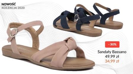 Sandały damskie Bassano
