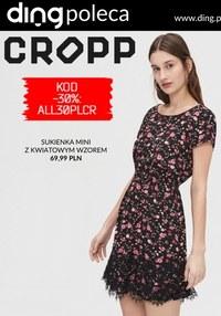 Gazetka promocyjna Cropp Town - Złap kod promocyjny w Cropp Town.  - ważna do 02-06-2020