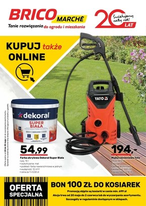Kupuj online w Bricomarche!