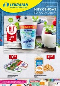 Gazetka promocyjna Lewiatan - Hity cenowe w sklepach Lewiatan! - ważna do 27-05-2020