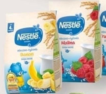 Kaszka dla dzieci Nestle