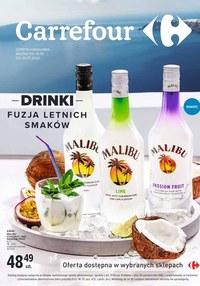 Gazetka promocyjna Carrefour - Fuzja letnich smaków w Carrefour!  - ważna do 30-07-2020