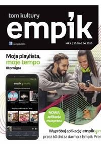 Gazetka promocyjna EMPiK - Twoja playlista z EMPiK! - ważna do 02-06-2020