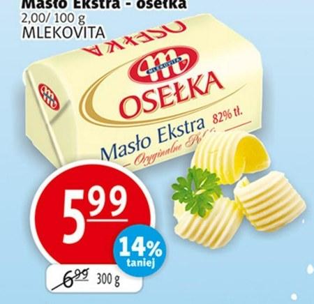 Masło Mlekovita