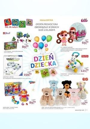 Gazetka promocyjna Smyk - Dzień Dziecka w Smyku