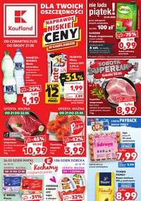 Gazetka promocyjna Kaufland - Kaufland - na dobry tydzień - ważna do 27-05-2020
