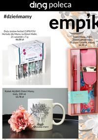 Gazetka promocyjna EMPiK - Świętuj Dzień Mamy z Empikiem - ważna do 26-05-2020