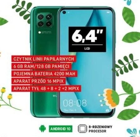 Smartfon P40 Lite Huawei