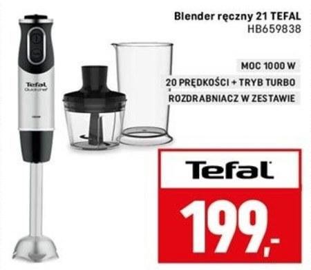 Blender ręczny Tefal