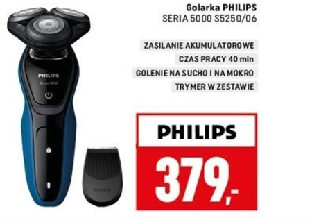 Golarka elektryczna S5250/06 Philips