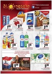 Gazetka promocyjna Słoneczko - Promocje w sklepach Słoneczko - ważna do 23-05-2020