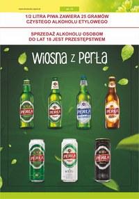 Gazetka promocyjna Słoneczko - Katalog alkoholi Słoneczko
