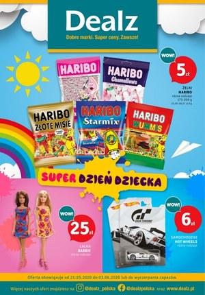 Gazetka promocyjna Dealz - Super Dzień Dziecka z Dealz!