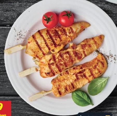 Polędwiczki z kurczaka Czas na grill