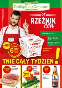 Gazetka promocyjna Delikatesy Centrum - Rzeźnik cen w Delikatesach Centrum - ważna do 27-05-2020