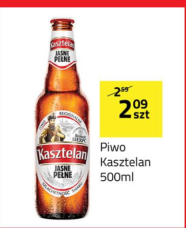 Piwo Kasztelan niska cena