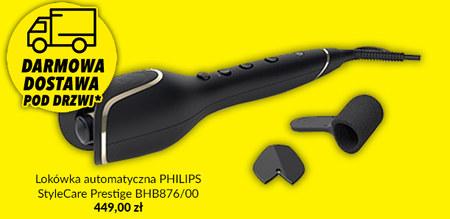 Lokówka BHB876/00 Philips