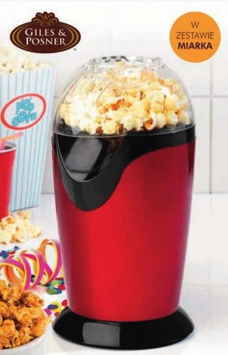 Maszynka do popcornu Giles & Posner