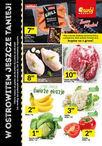 Gazetka promocyjna Twój Market - W Ostrowitem jeszcze taniej - Twój Market! - ważna do 23-05-2020
