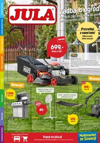 Gazetka promocyjna Jula - Zadbaj o ogród z Jula! - ważna do 07-06-2020