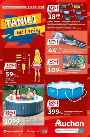 Gazetka promocyjna Auchan