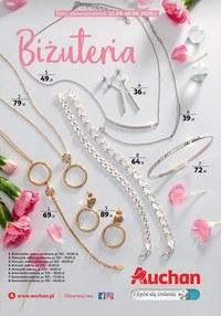 Gazetka promocyjna Auchan Hipermarket - Biżuteria w Auchan - ważna do 30-05-2020