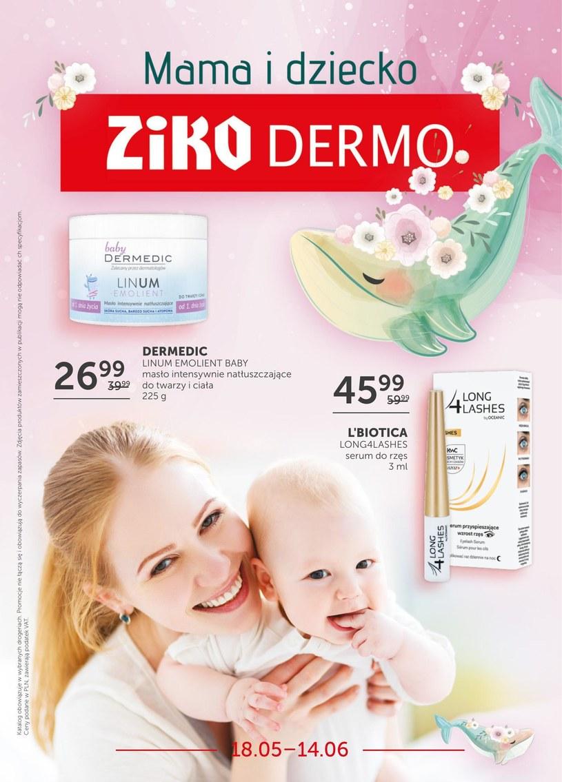 Ziko Dermo : 3 gazetki