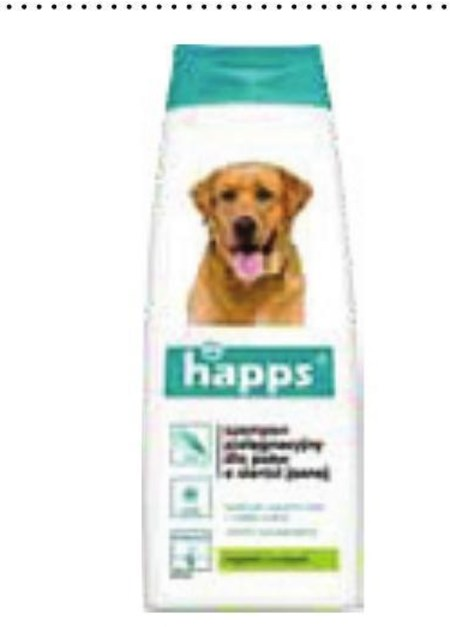 Szampon dla psów Happs