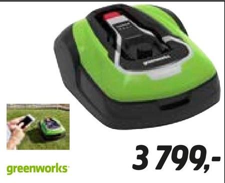 Kosiarka automatyczna Greenworks
