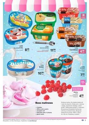 Carrefour - wielkie lodobranie