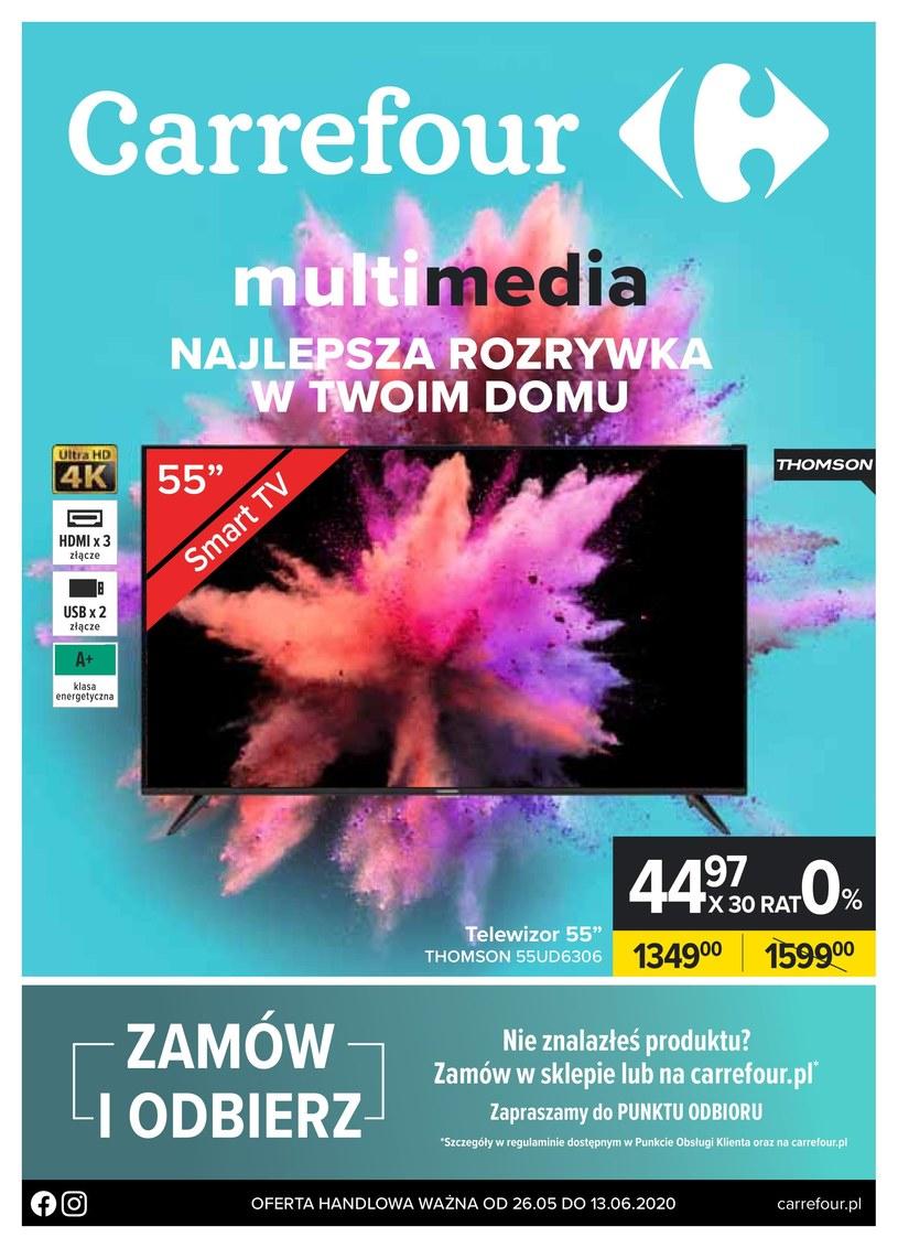 Gazetka promocyjna Carrefour - ważna od 26. 05. 2020 do 13. 06. 2020