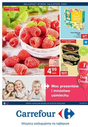 Gazetka promocyjna Carrefour - Gazetka promocyjna Carrefour