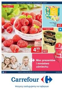 Gazetka promocyjna Carrefour - Gazetka promocyjna Carrefour - ważna do 06-06-2020
