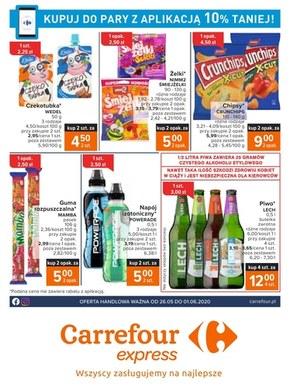 Carrefour Express gazetka promocyjna
