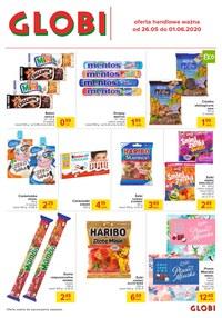 Gazetka promocyjna Globi - Globi - oferta handlowa - ważna do 01-06-2020